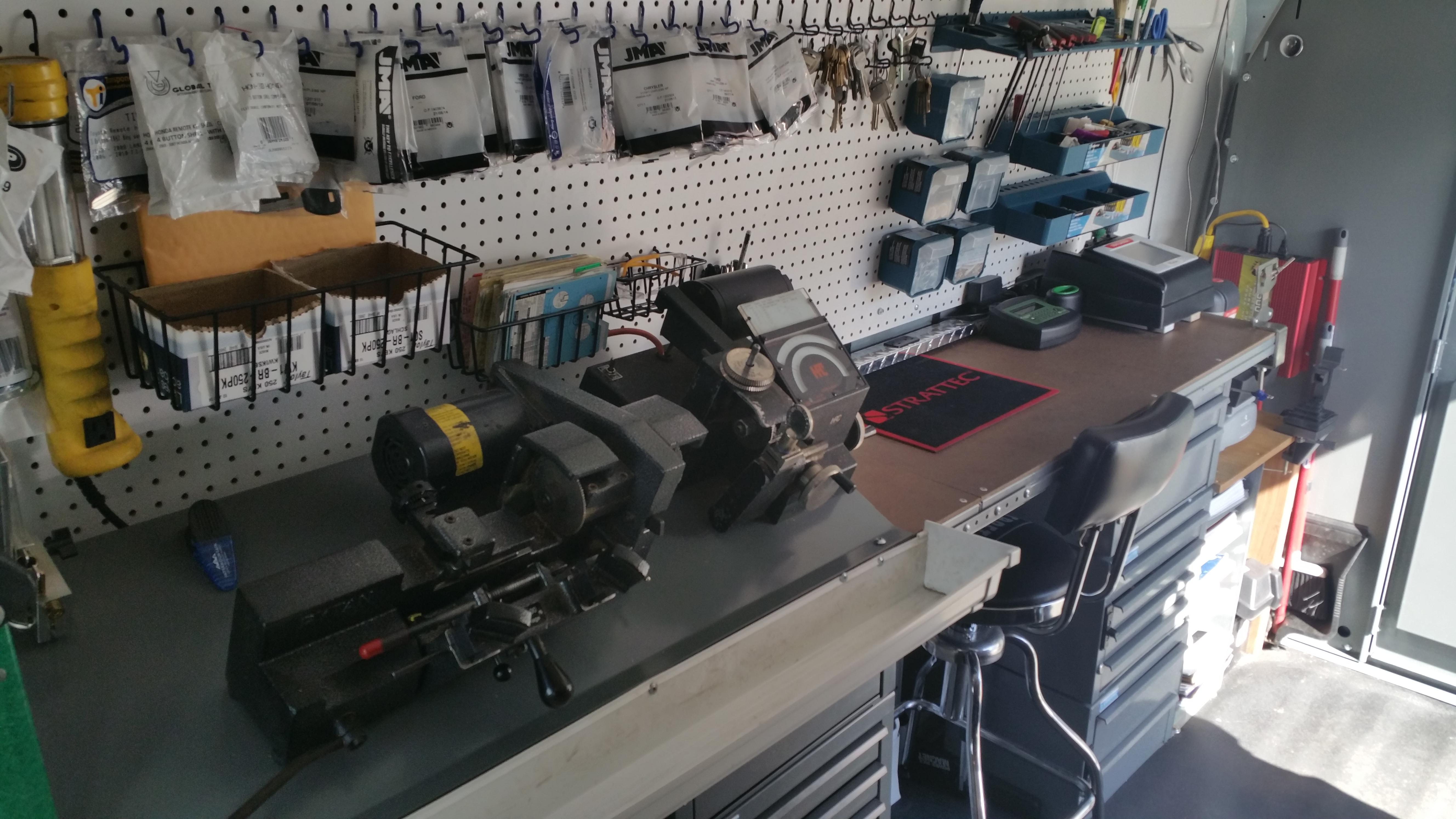 Mobile Locksmith Shop Locksmith Chico Ca
